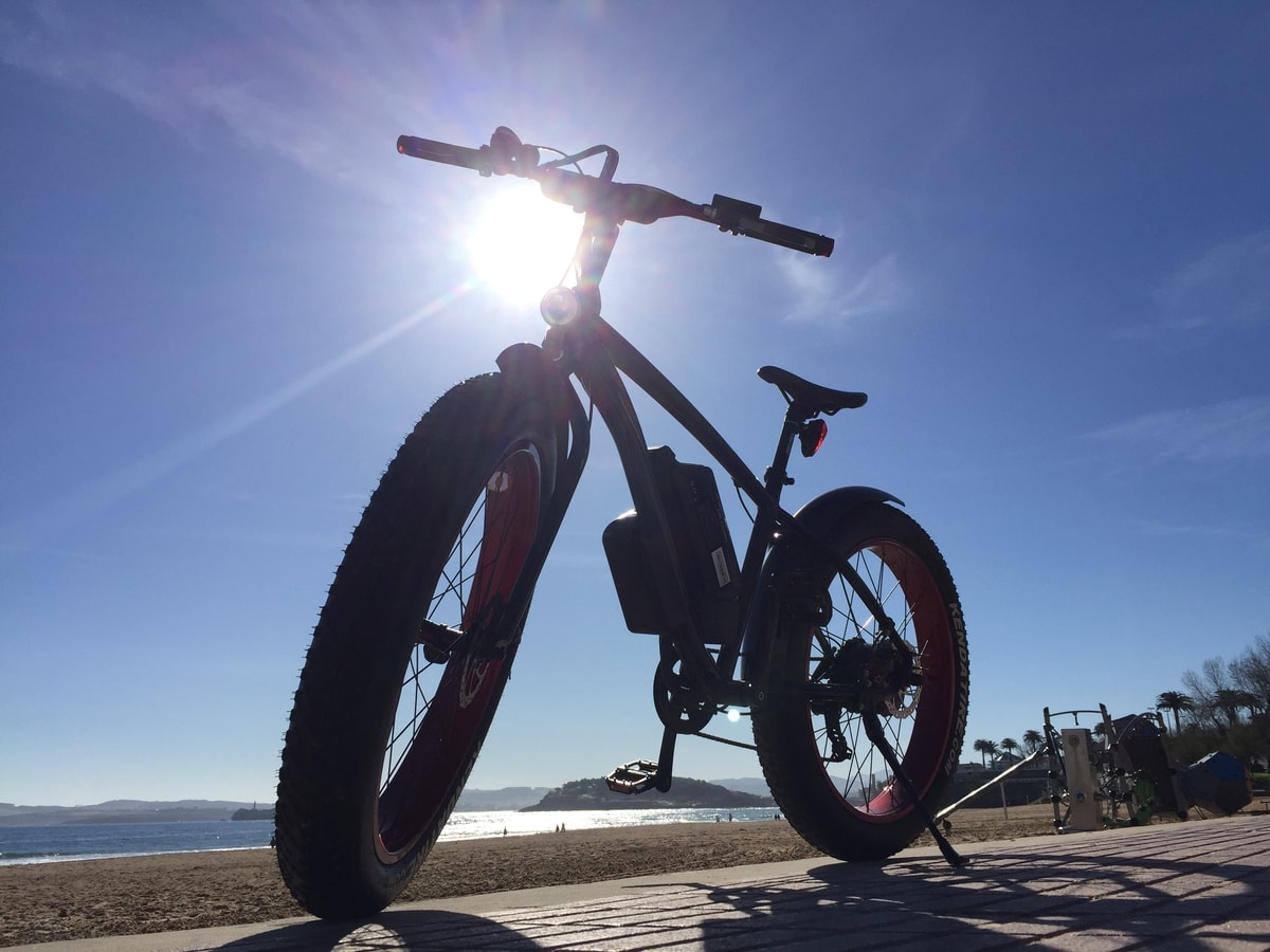 Comprar Bicis fat bike electrica